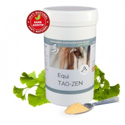 Equi TAO-ZEN - used in situations such as Painful or missing heat, Ovarian disorders, Infertility - for horses